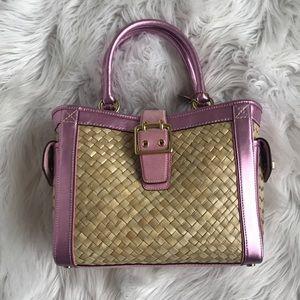 Coach Handbag with duster bag
